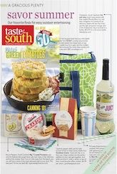 Taste of the South July/August 2014