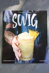 Sake Bloodies - Swig, October 2017