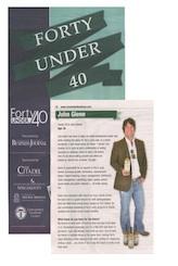 Charleston Regional Business Journal - 2013 Forty Under 40