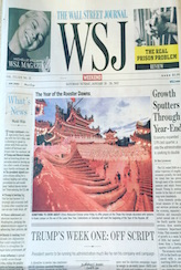 Wall Street Journal January 2017