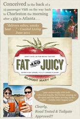 Fat and Juicy Case Cards
